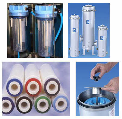 فیلتر دستگاه تصفیه آب